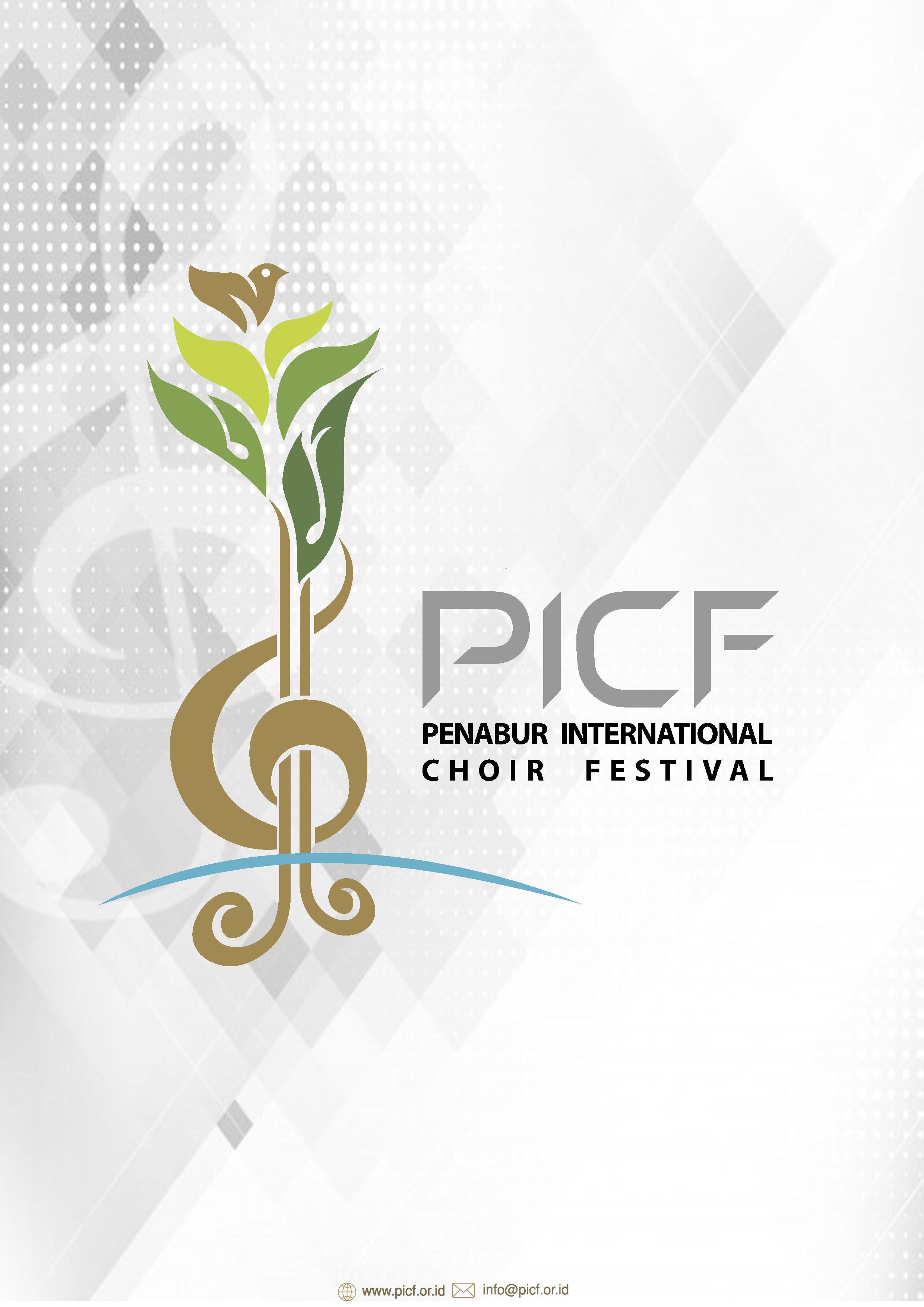 PENABUR INTERNATIONAL CHOIR FESTIVAL | SEPTEMBER 3 - 7, 2019